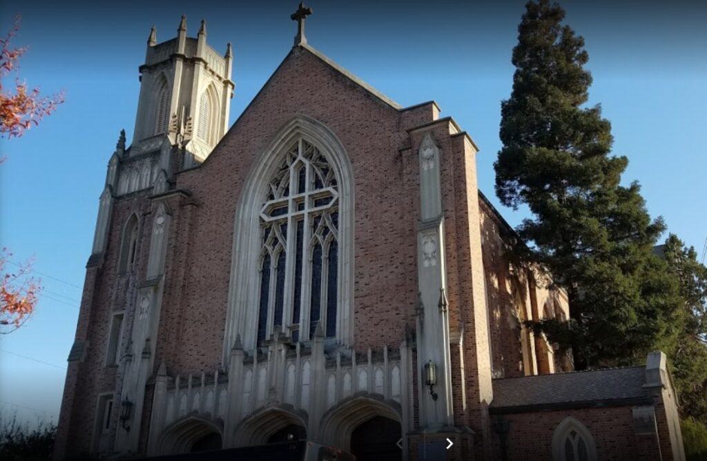 Cathedral of the Annunciation, Stockton